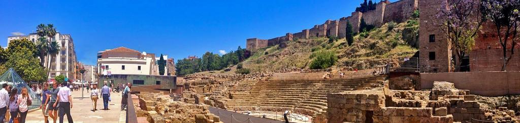 Tour Guiado en Segway por Málaga y Alcazaba
