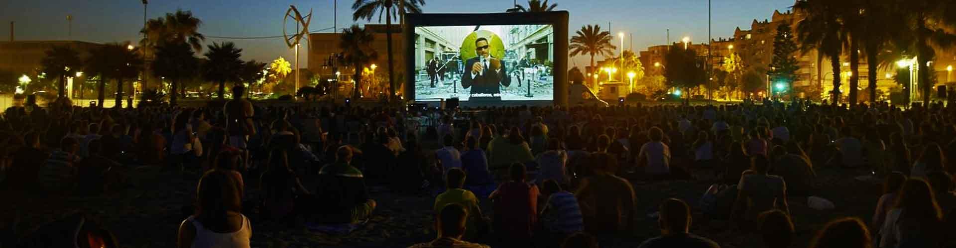 Cine De Verano En La Ciudad De Málaga Viaja Málaga