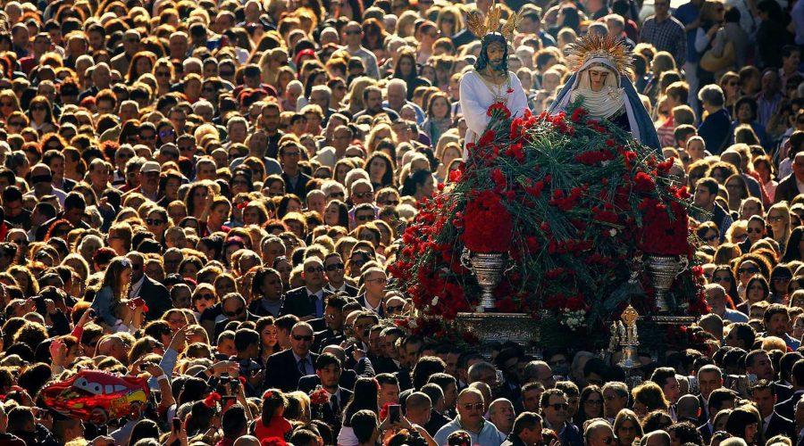 Traslados de la Semana Santa de Málaga
