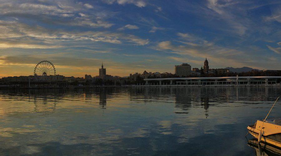 Los mejores amaneceres y atardeceres de Málaga