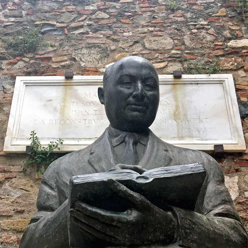 Imagen Busto Juan Temboury