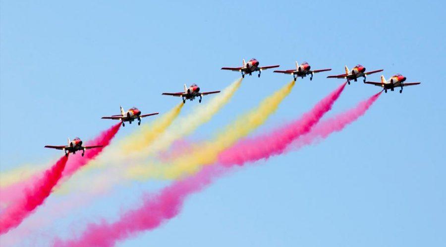festival aereo torre del mar airshow