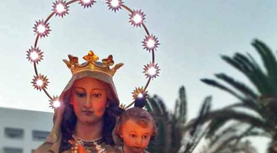 Fiestas de la Virgen del Carmen de Nerja