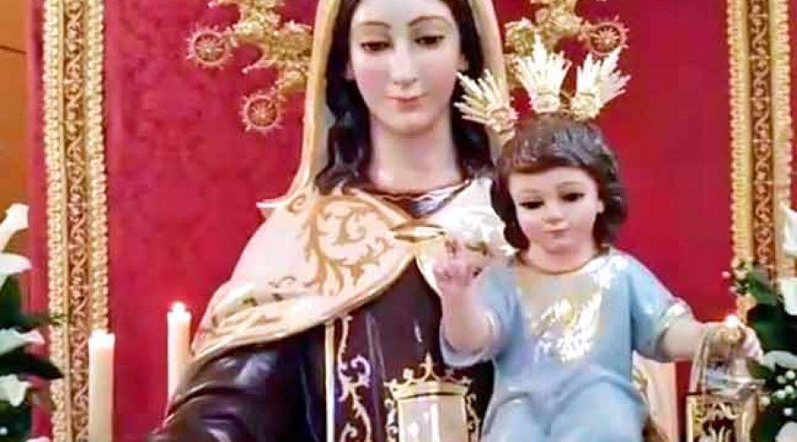 Feria de santiago y santa ana torre del mar