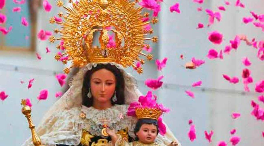 Fiestas de la Virgen del Carmen Los Boliches Fuengirola