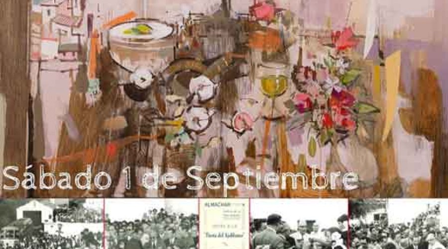 Fiesta del Ajoblanco de Almáchar